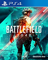 Battlefield 2042【予約特典】DLC ランドフォール(プレイヤーカード背景)&オールドガード(タグ) & ミスター・チョンピー(エピック武器チャーム) & BAKU ACB-90(近接テイクダウン武器) 同梱【Amazon.co.jp限定】アイテム未定 付 - PS4