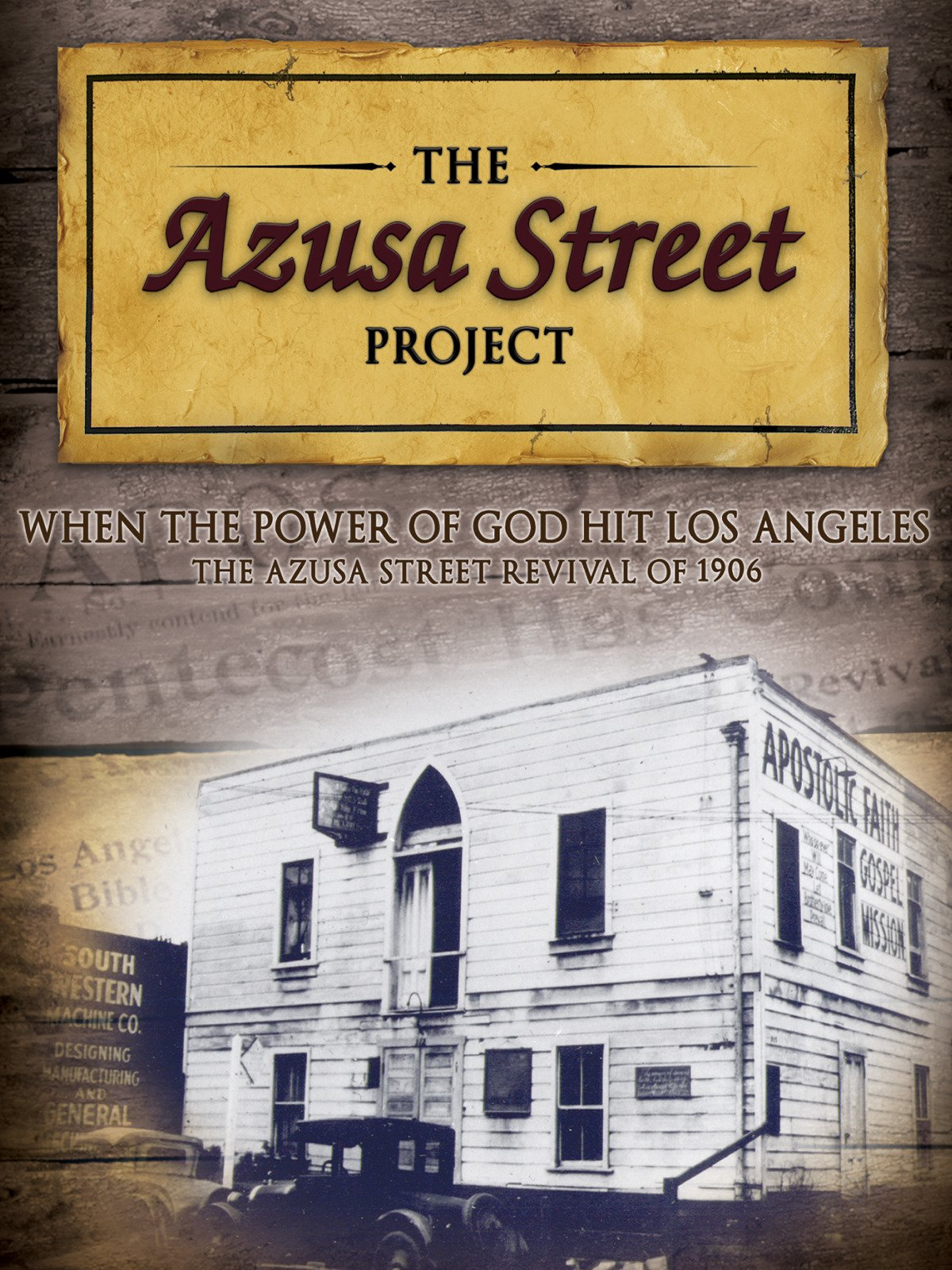 Azusa Street Project on Amazon Prime Instant Video UK