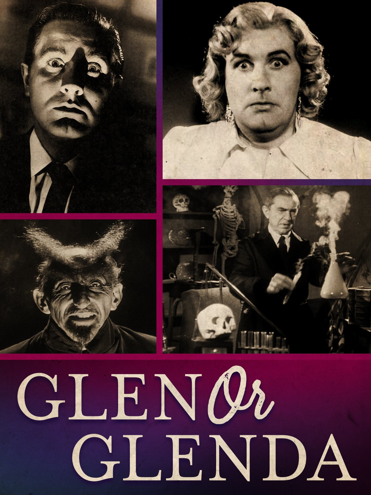 Glen or Glenda on Amazon Prime Instant Video UK