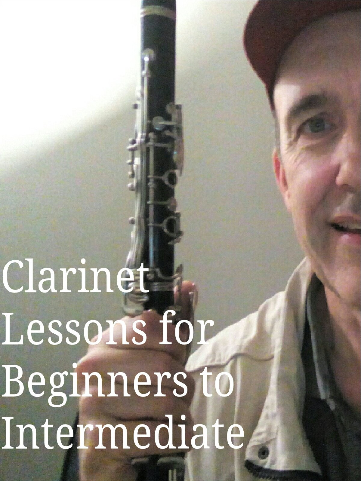 Clarinet Lessons for Beginners to Intermediate