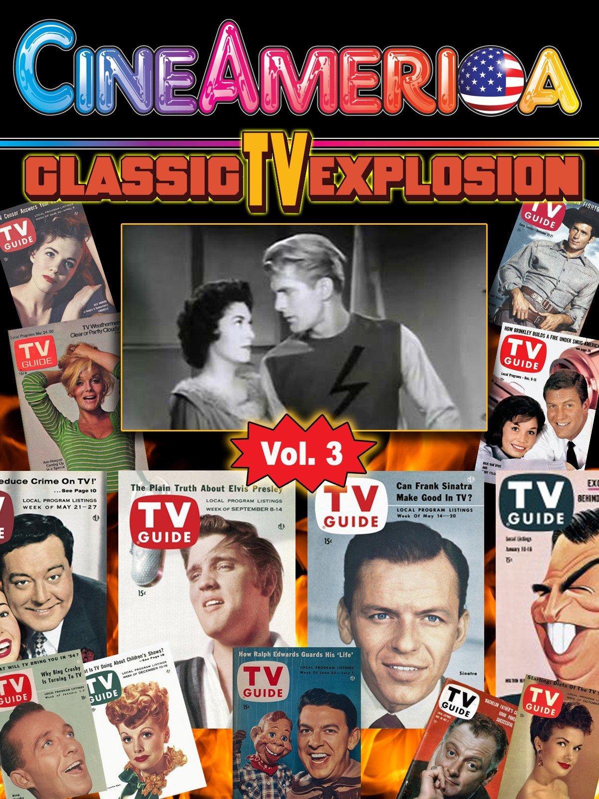 Classic TV Explosion Vol.3