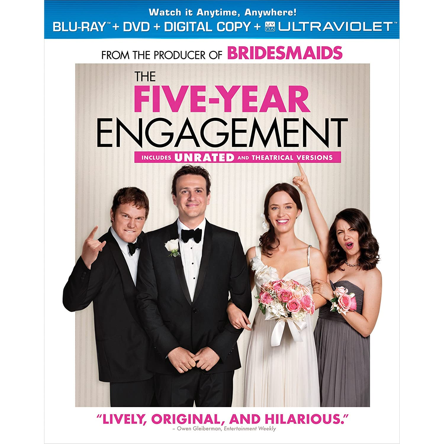 [MULTI] The Five-Year Engagement [MULTI] [BLURAY 1080p]