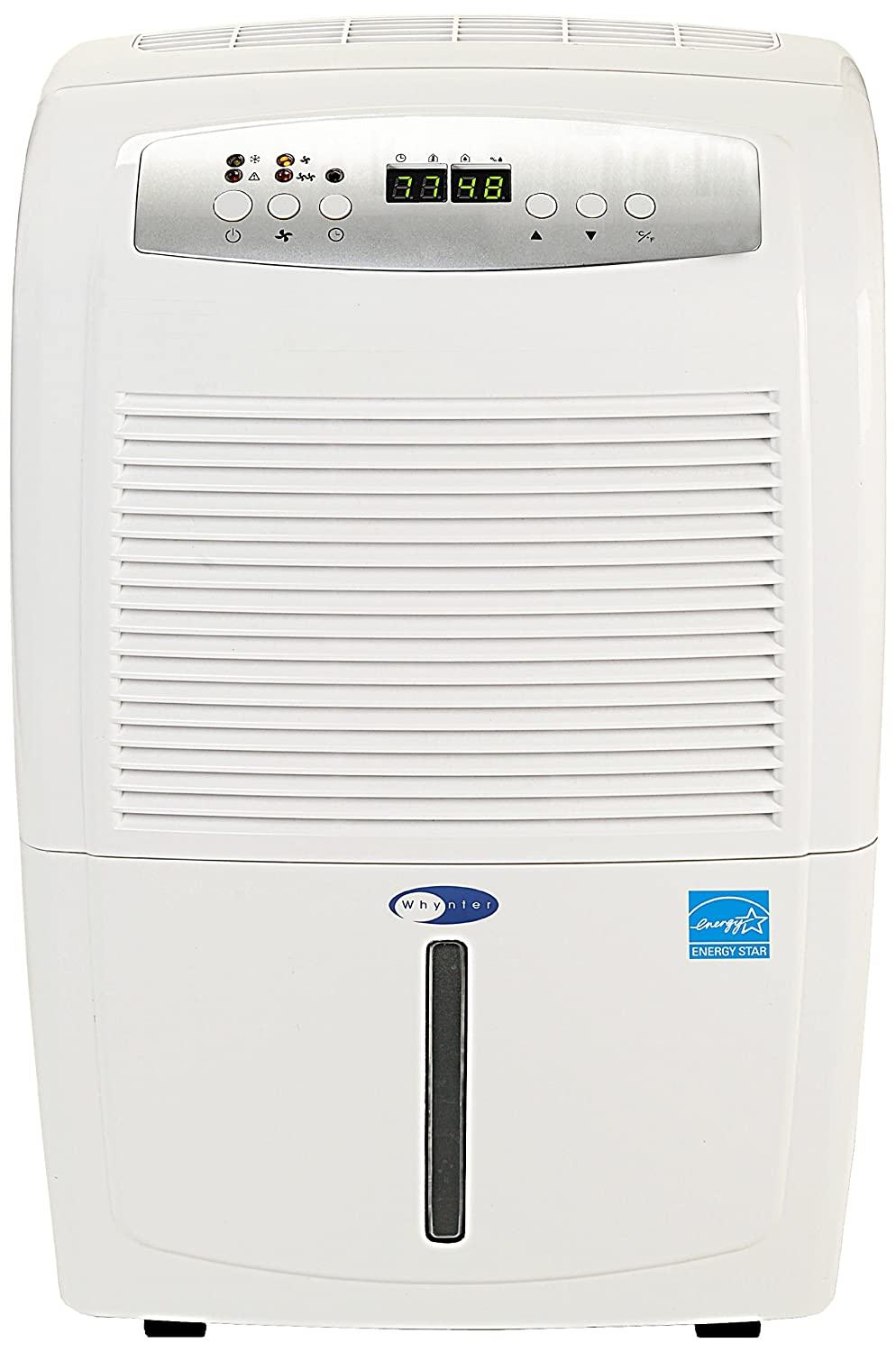 Whynter RPD-702WP Energy Star 70 Pint Portable Dehumidifier with Pump