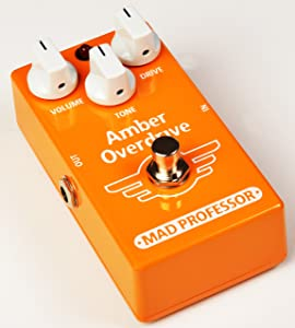 MAD PROFESSOR New Amber Overdrive