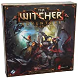 Fantasy Flight Games Witcher Adventure Game (Color: Multi-colored)