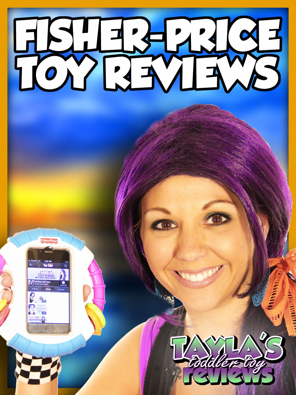 Review: Fisher-Price Toy Reviews