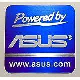 Powered by ASUS Metal Badge 20x 20mm [896]