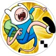 Jumping Finn Turbo - Adventure Time from Cartoon Network