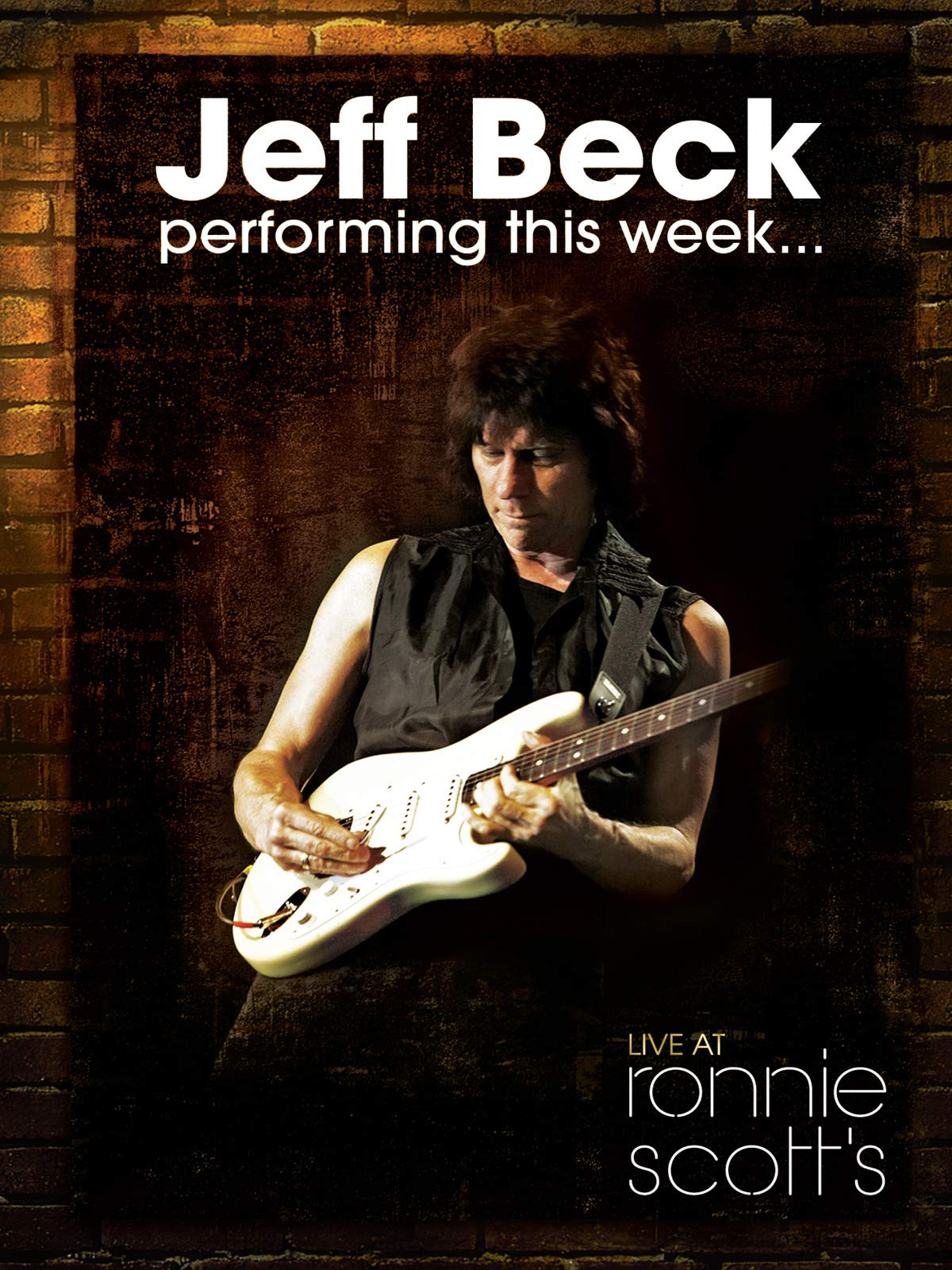 Jeff Beck - Performing This Week. Live At Ronnie Scott's on Amazon Prime Video UK
