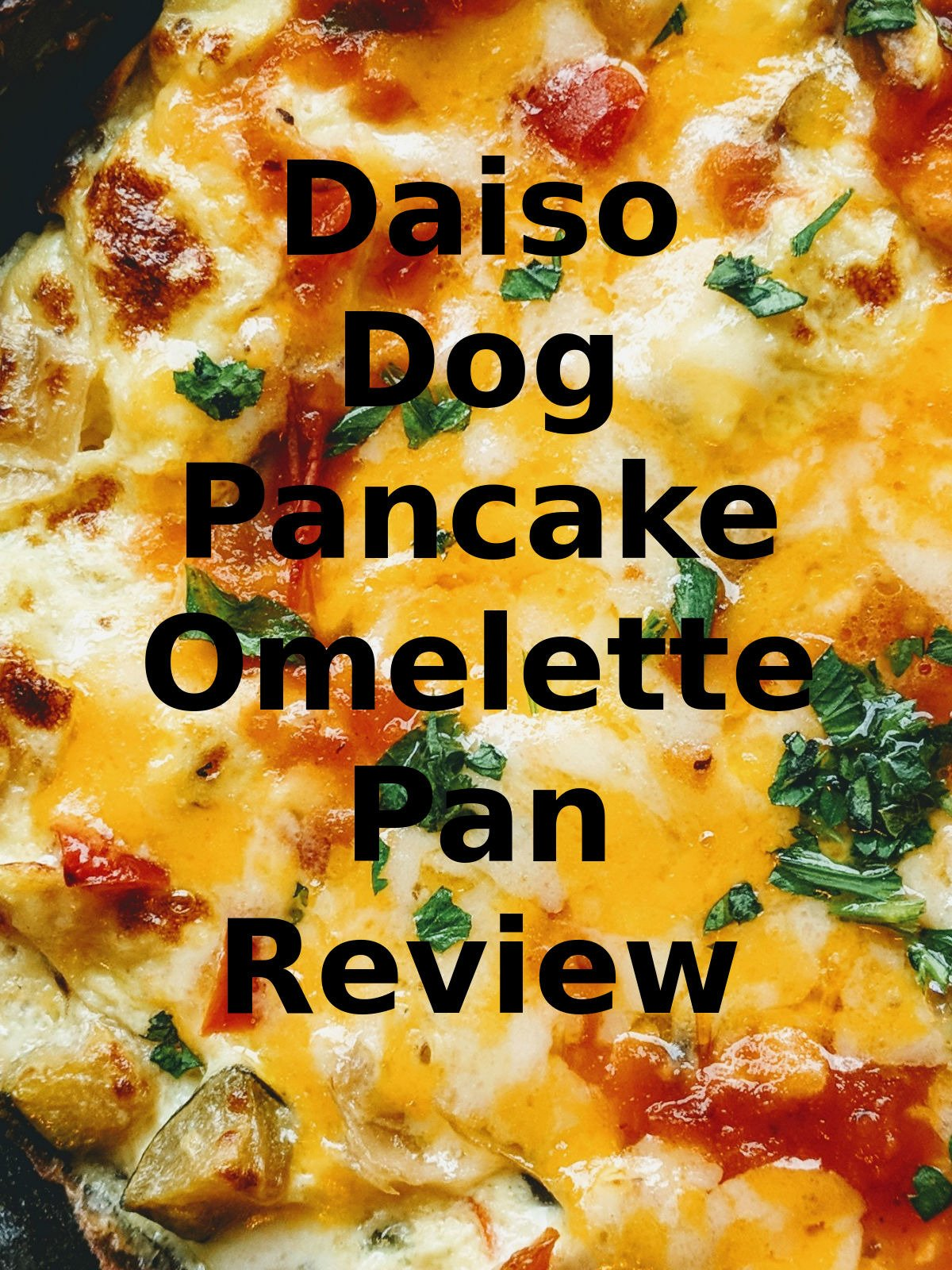 Review: Daiso Dog Pancake Omelette Pan Review on Amazon Prime Video UK