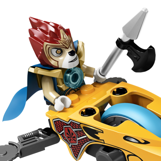 Thumb pic of Lego Official Site
