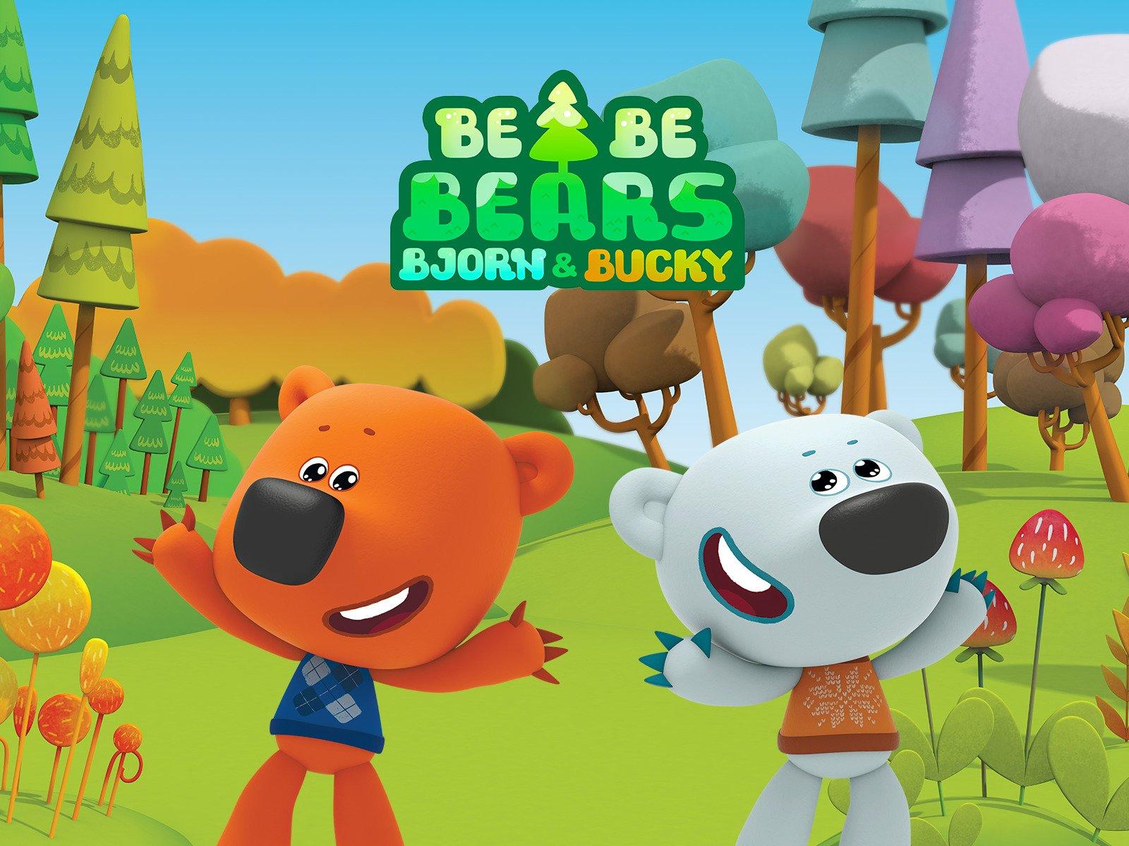 Bjorn and Bucky - Season 1