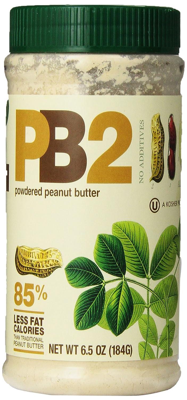 PB2 Powdered Peanut Butter 6.5 oz/2-Pack