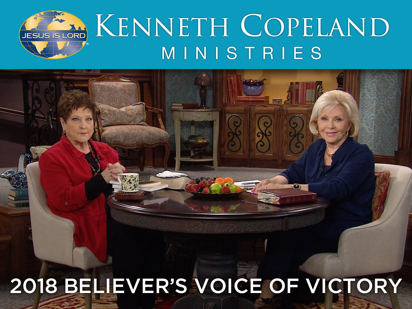Kenneth Copeland 2018 - Season 14