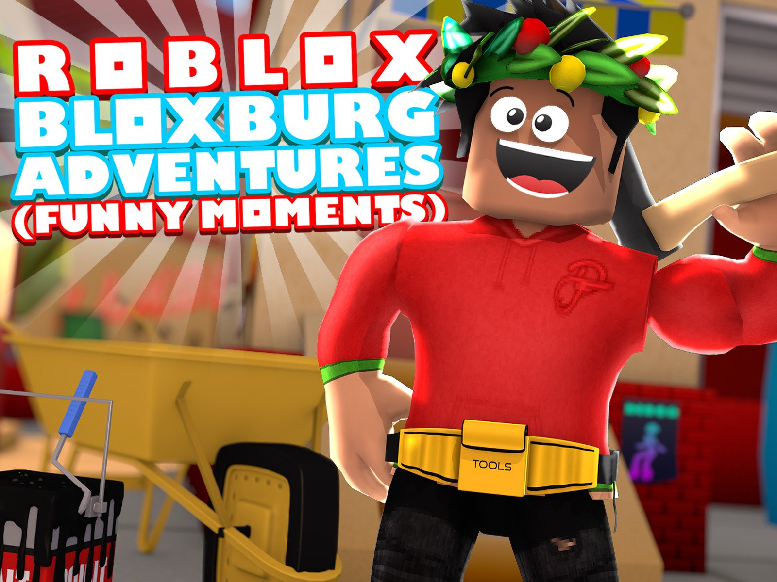 Clip: Roblox Bloxburg Adventures (Funny Moments)