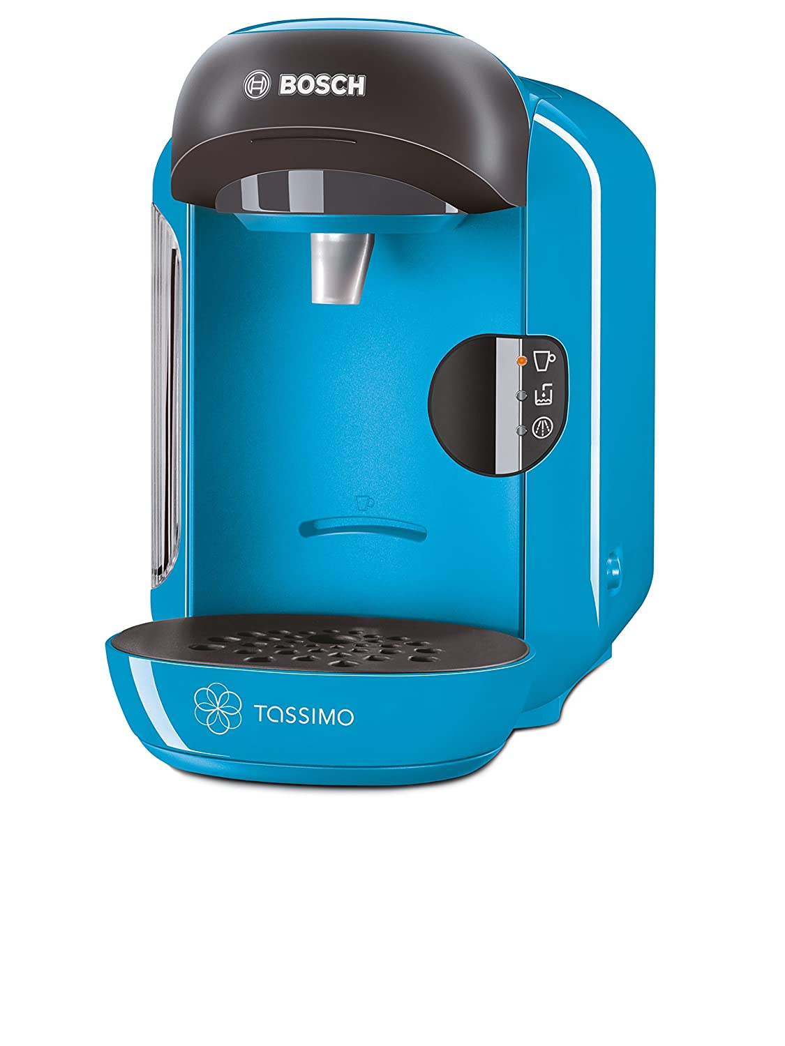 bosch tassimo vivy t12 coffee hot chocolate tea pods cappuccino machine drinks ebay. Black Bedroom Furniture Sets. Home Design Ideas