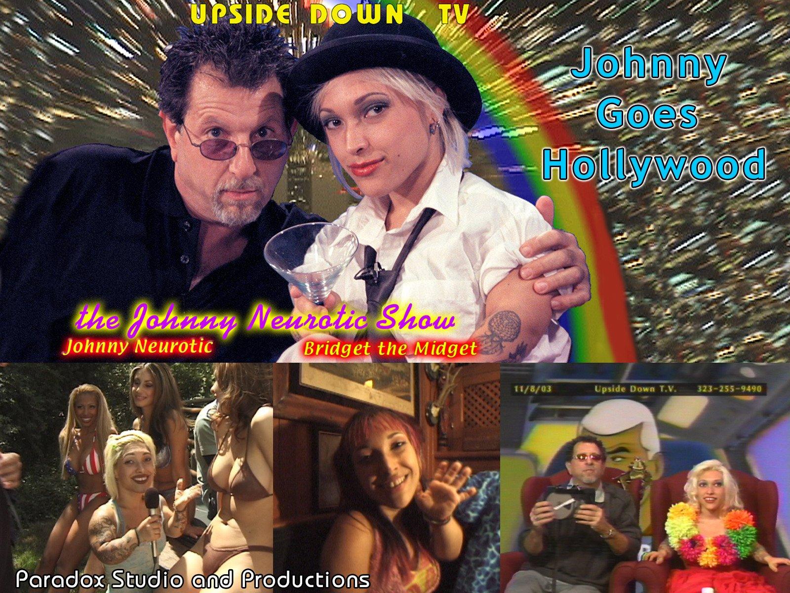Johnny Neurotic from UpSideDown TV - Season 1