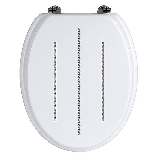 Premier Housewares 1604097 Abattant De Toilette Siege Wc
