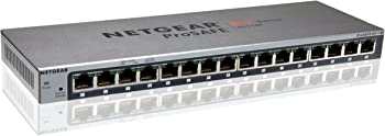 Netgear GS116E ProSAFE Desktop Switch