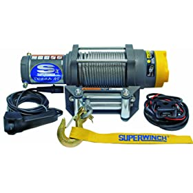 Best Superwinch Terra Reviews - Superwinch 1145220 Terra 45 ATV & Utility Winch