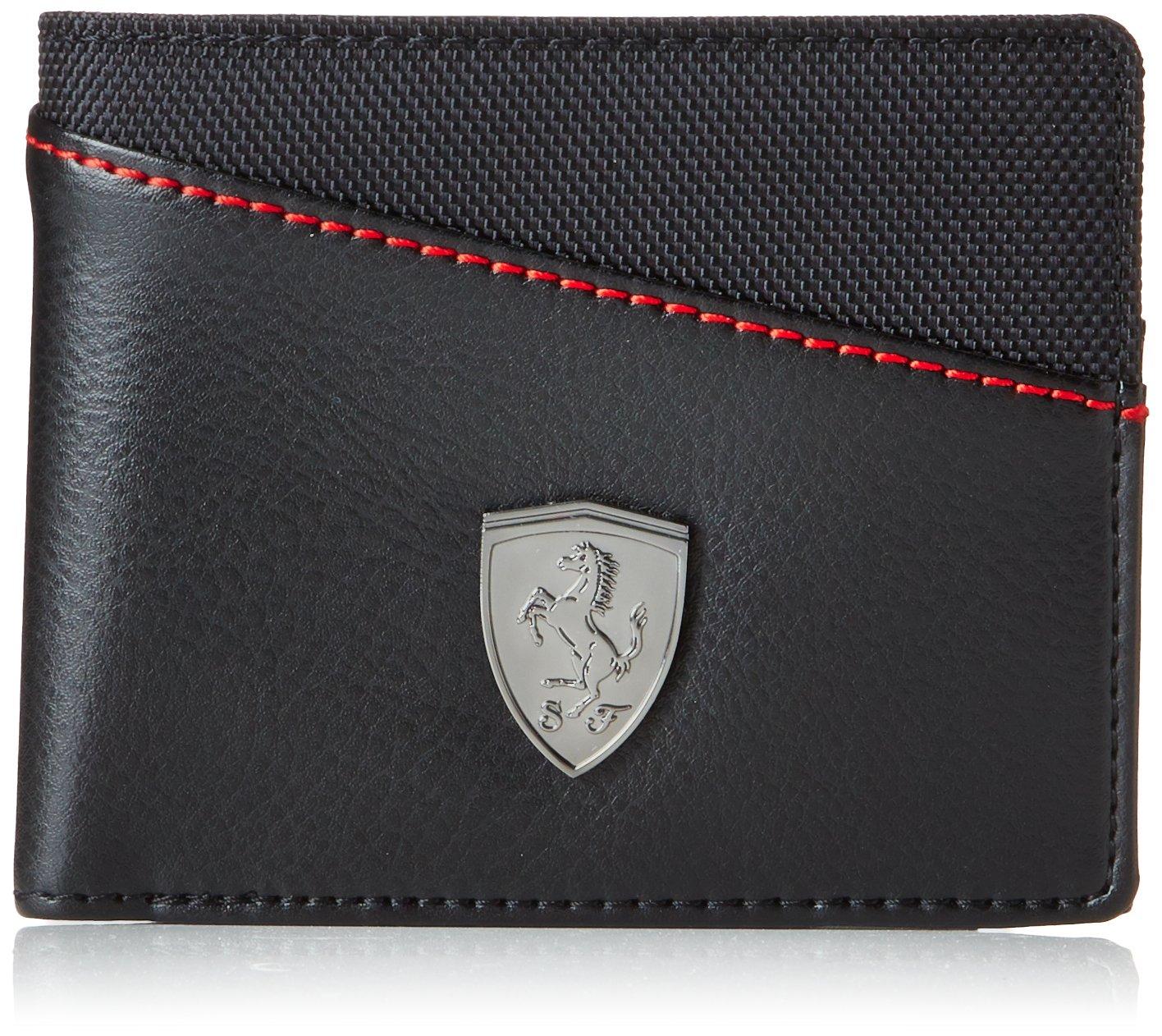 puma bmw wallet pink