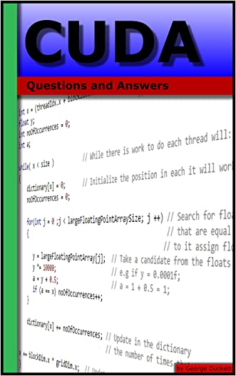 CUDA: Questions and Answers