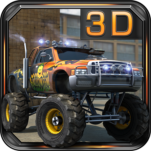 Monster Trucks 3D Parking (Monster Truck Games compare prices)