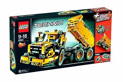 LEGO - 8264 - Jeu de construction - Technic - Le camion-benne