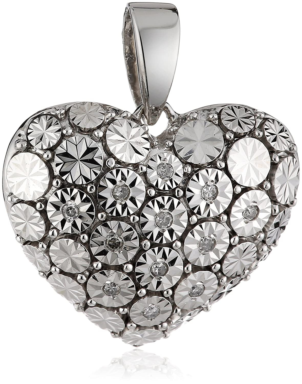 Celesta Damen-Anhänger 925 Sterling Silber 12x Diamanten 0.07 ct. 312240012 jetzt kaufen