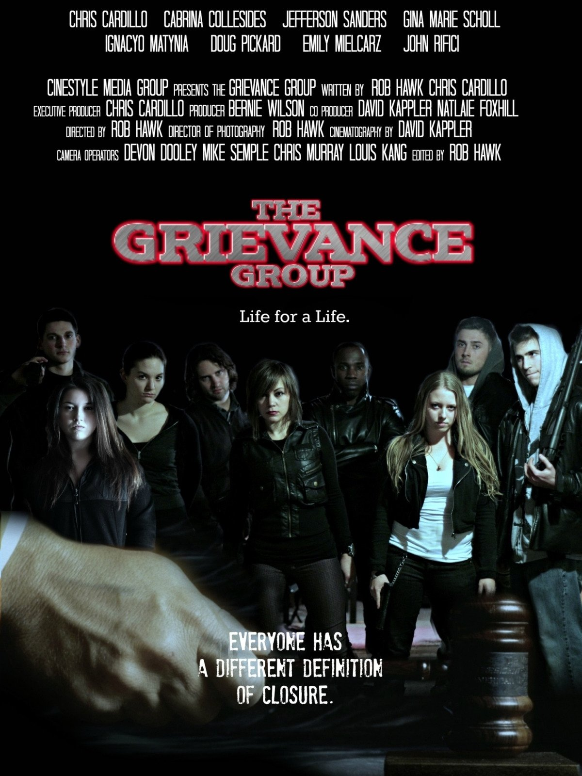 The Grievance Group: Life for a Life