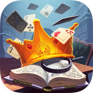 Solitaire Mystery: Stolen Power from Dikobraz Games