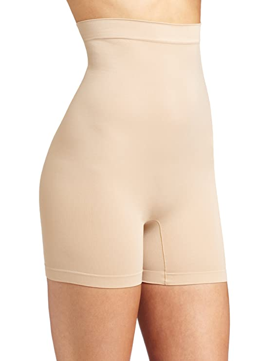 Barely There Women's Second Skinnies Smoothers Hi Waist Boxer