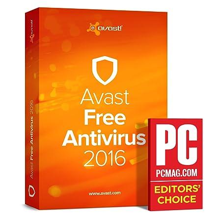 Avast Free Antivirus 2016 [Download]