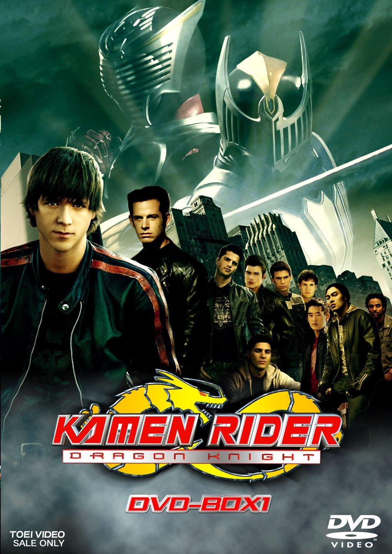 Kamen Rider Dragon Knight Dvd Amazon.com Kamen Rider Dragon