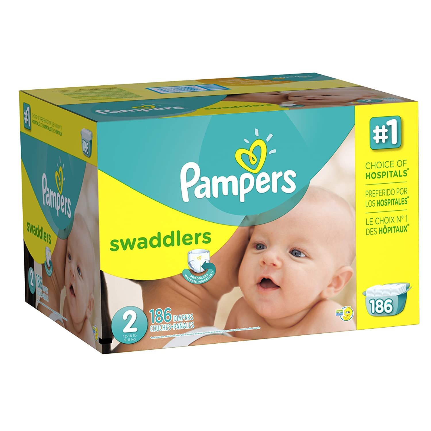 pampers diapers, like almost any article of clothing, will burn if exposed to flame. to avoid risk of choking on plastic, padding, or other materials, do not allow your child to tear the diaper, or handle any loose pieces of the diaper. discard any torn or unsealed diaper, or any loose pieces of the diaper. Reviews: