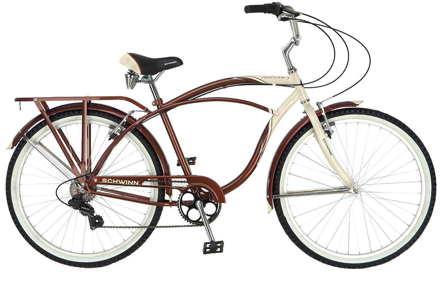 Men's Sanctuary 7-Speed Cruiser Bicycle - 26