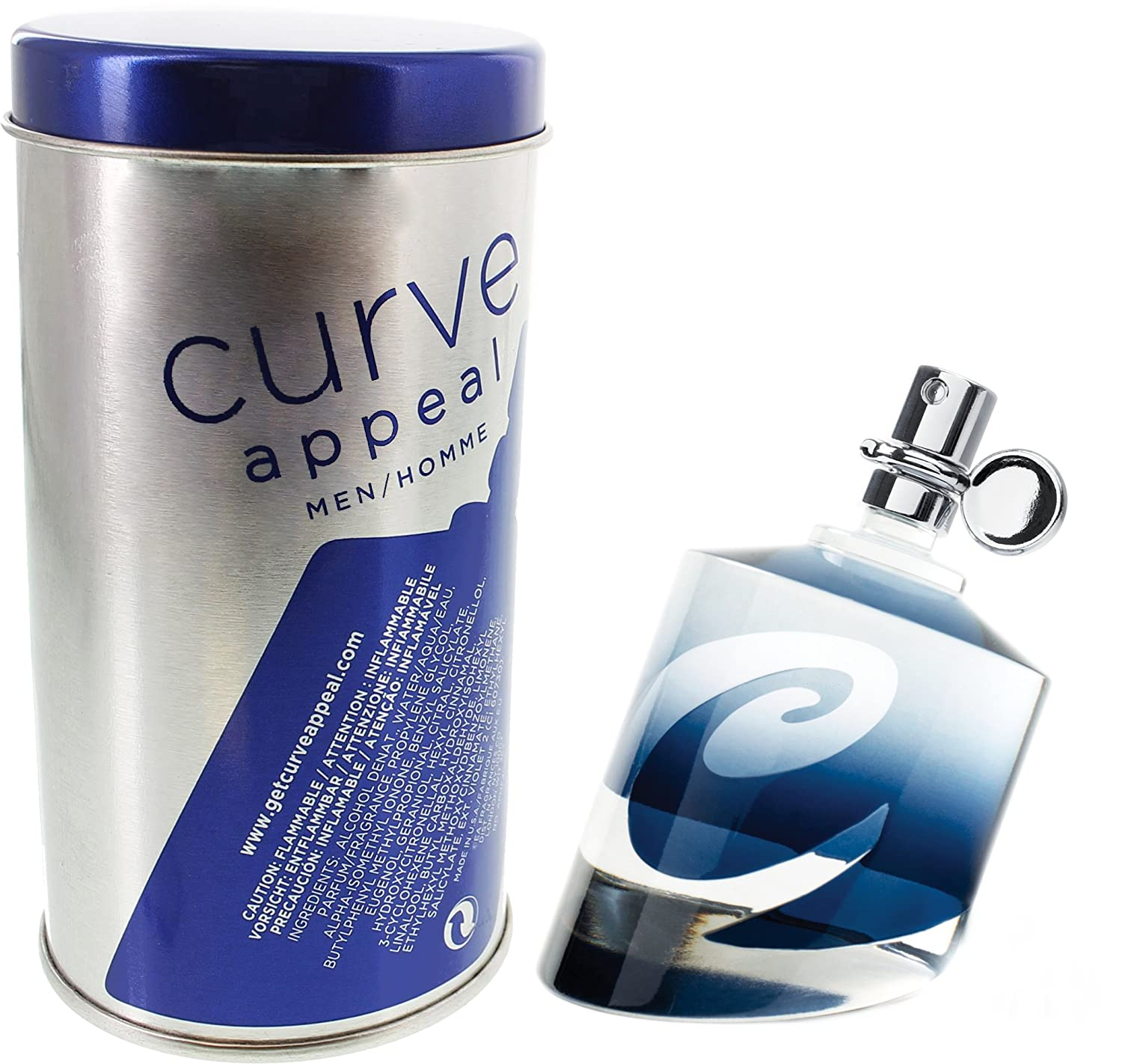 Curve Appeal Perfume Curve Appeal For Men by