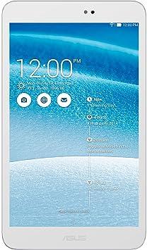 Asus ME581C-1B001A 20,3 cm (8'') Tablette Tactile (Intel Atom Z3560, 1,8GHz, 2Go RAM, 16Go SSD, PowerVR G6430, Android, Ecran tactile) Blanc (Import Europe)