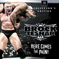 WWE Brock Lesnar Here Comes The Pain Collector's Edition [HD]