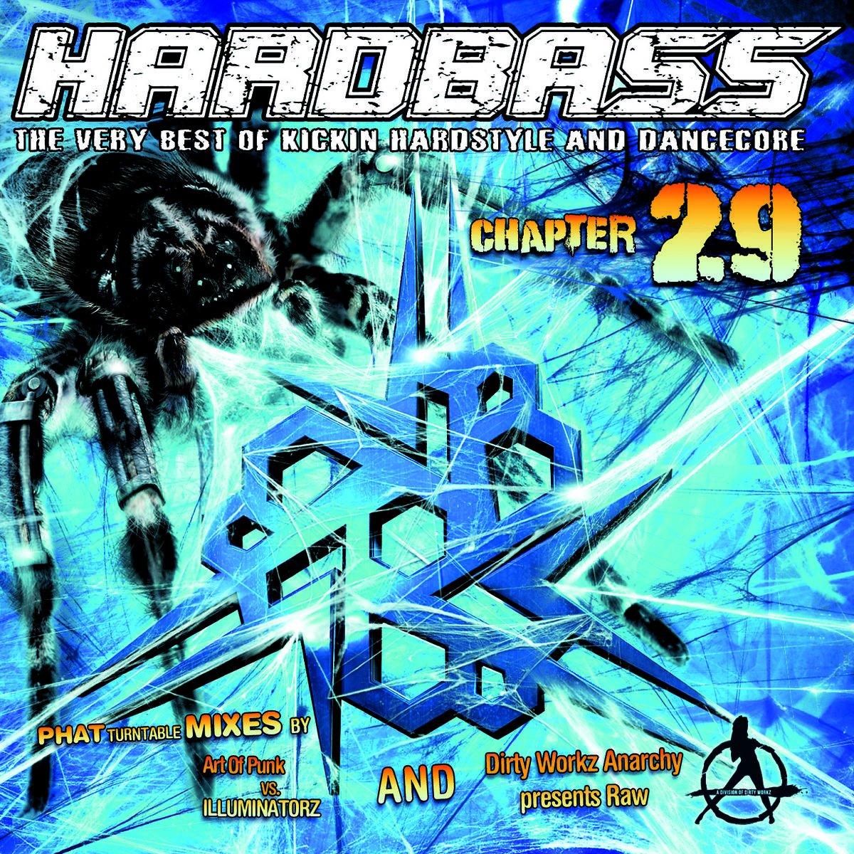 VA - Hardbass Chapter 29-2CD-2015-SRG Download
