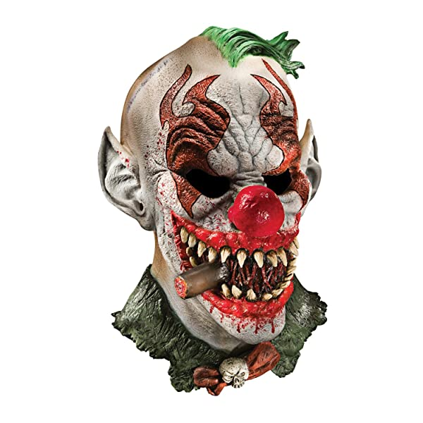 foam latex clown masks