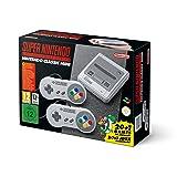 SNES Nintendo Classic Mini: Super Nintendo Entertainment System (Europe), Not Region Locked (Tamaño: NES Classic Mini)