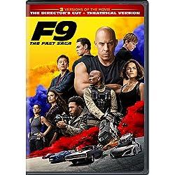 F9: The Fast Saga - DVD + Digital