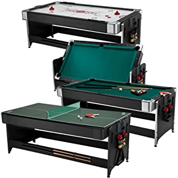 Marvelous Top Rated Combination Game Table Review