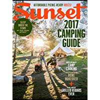 1-Year (12 Issues) of Sunset Magazine Subscription