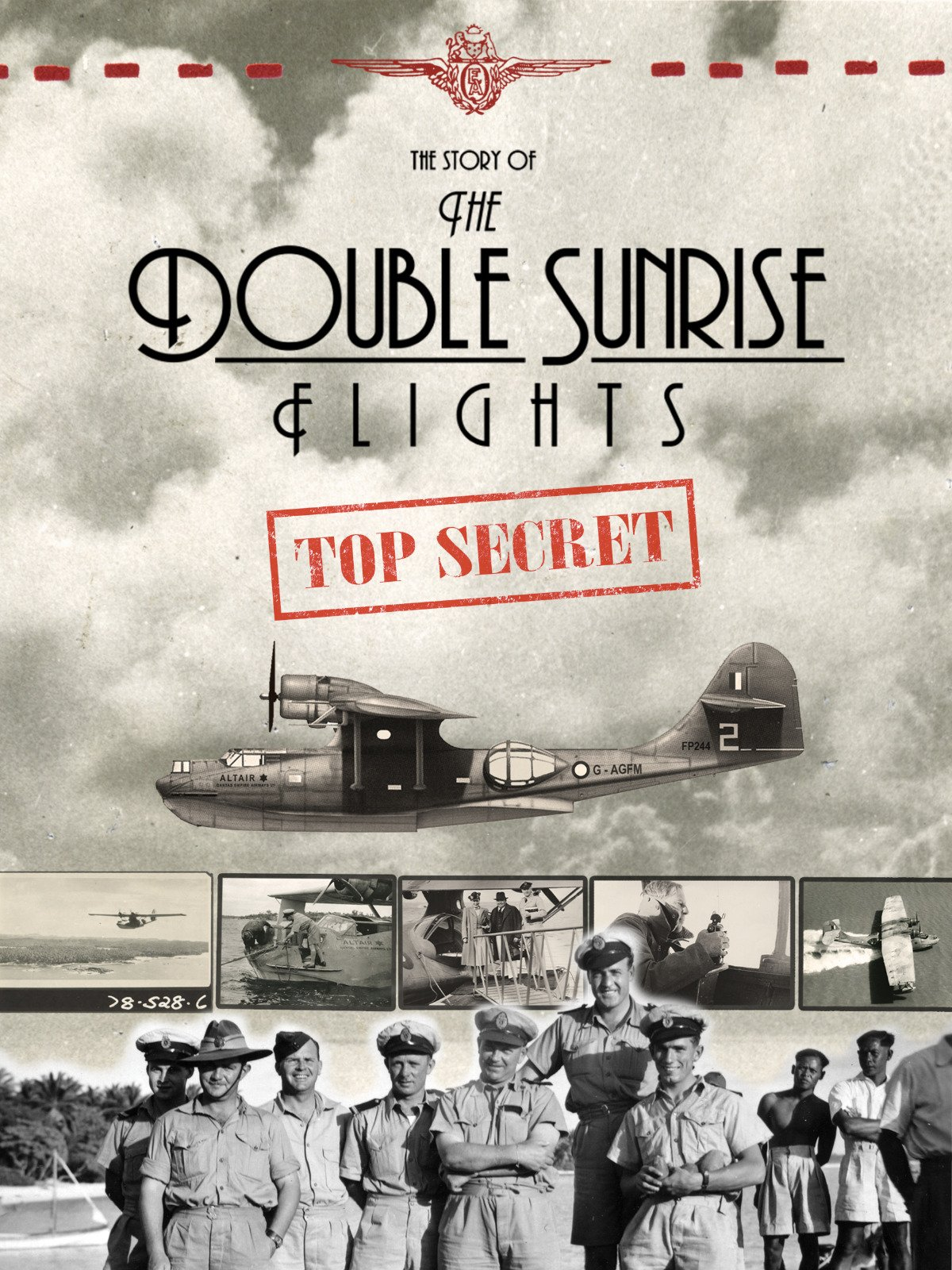 The Double Sunrise Flights on Amazon Prime Instant Video UK