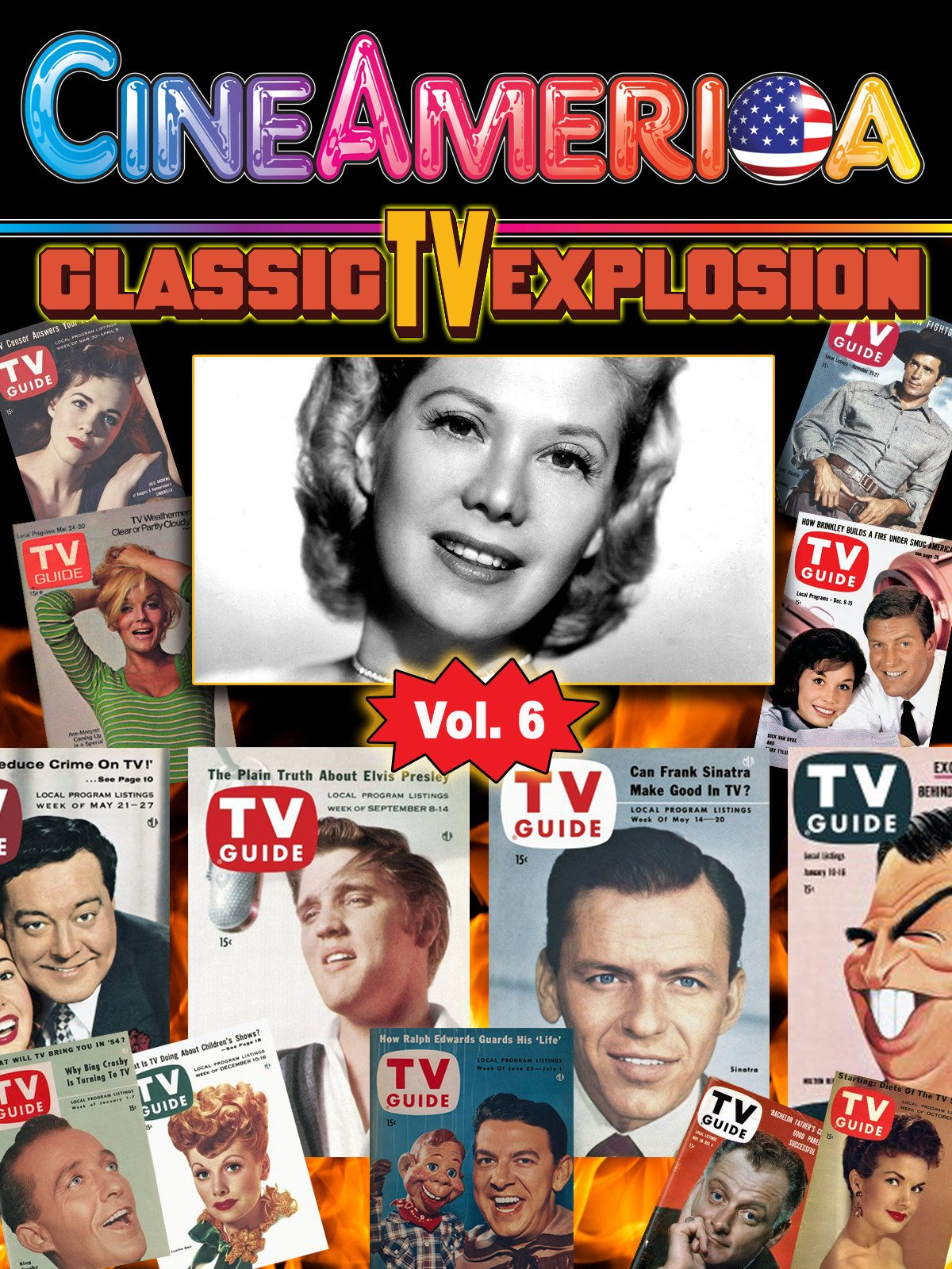Classic TV Explosion Vol.6