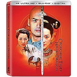 Crouching Tiger, Hidden Dragon [4K Ultra HD + Blu-ray]