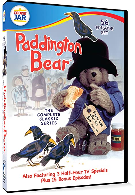 Paddington Bear - The Complete Classic Series