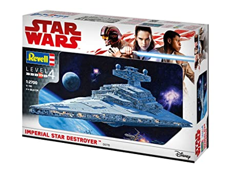 Revell 06719 Maquette Star Wars - Imperial - Star Destroyer